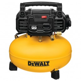 Compresor Direct Drive 22 Litros 1 Etapa Libre De Aceite Dewalt DWFP55126 DWFP55126 DEWALT