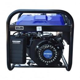 Generador A Gasolina 3,250 Watts 110/220 Volts 7.3 Hp Hyundai HHY3000 HYU-HHY3000 HYUNDAI