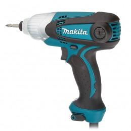 "Llave De Impacto 1/4"" 0-3200 Gpm 570 Watts 150 Nm Makita TD0101F MAKTD0101F MAKITA HERRAMIENTAS"
