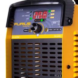 Soldadora Inversor 250 A 110v/220 Furius Fix 251 CEN-FUR-FIX251 FURIUS