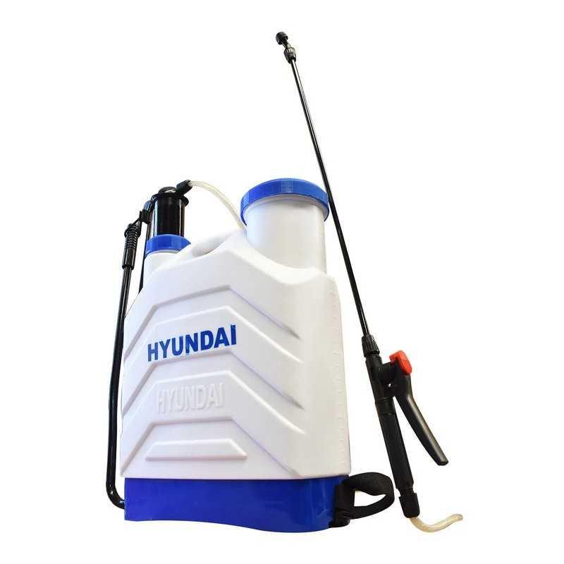 Fumigador Manual Tanque 20 Litros HYUNDAI HYD2016XB HYU-HYD2016XB HYUNDAI