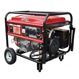 Generador Y Soldadora A Gasolina Portátil 450cc 15 Hp 4 Tiempos 4 HUSKY HKSG5500 HUSKY-HKSG5500 HUSKY
