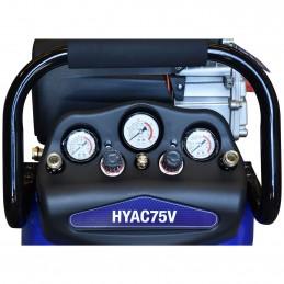 Compresor Direct Drive Vertical 2 Hp 75 Litros Hyundai Hyu-Hyac75V HYU-HYAC75V HYUNDAI