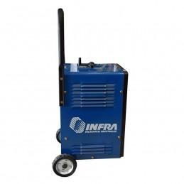 Soldadora De Electrodo 250 Amperes 127 / 220 Volts Infra Infth250 INFTH250 INFRA
