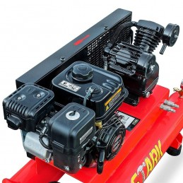 Compresor De Banda A Gasolina 38 Litros 6.5 Hp Stark Stk65152 STK65152 STARK