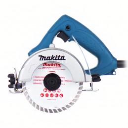"""Cortadora De Marmol 4-3/8"""" 110 Mm 1,400 Watts Con Disco Y Estuche Makita 4100NH2X1 MAK4100NH2X1 MAKITA HERRAMIENTAS"""