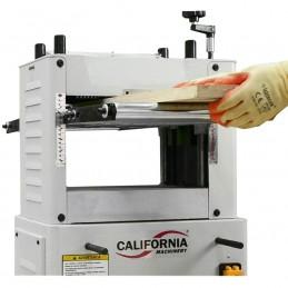 """Cepillo Para Madera Moldurador 13"""" 2 Hp 1 Fase 220 Volts California Machinery CALM206W CALM206W CALIFORNIA WOOD"""