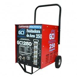 Soldadora De Electrodo 250 Amperes California California Machinery Gci250Cf GCI250CF CALIFORNIA MACHINERY