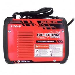 Soldadora Inversora 85 Amp 110 Volts California Machinery CALMM120 CALMM120 CALIFORNIA MACHINERY
