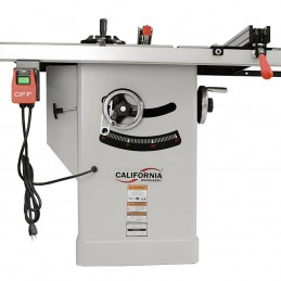 "Sierra Mesa 10"" Contractora 2.5 Hp 1 Fase California Machinery CALM0702-10 CALM0702-10 CALIFORNIA WOOD"