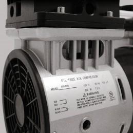 Cabeza Para Compresor Grado Medico 1 Hp Libre De Aceite California Machinery CALYW800 CALYW800 CALIFORNIA AIR
