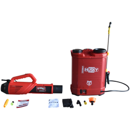 Fumigadora eléctrica para uso agrícola con capacidad de tanque de HYUNDAI HUSKY-SETBUSTER HUSKY-SETBUSTER HUSKY