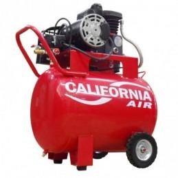 Compresor de Banda 50 Litros 1/2 HP Monofasico 110/220V CALCV-00001 CALIFORNIA MACHINERY