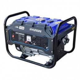 Generador A Gasolina 3,250 Watts 110-220 Volts 7.3 Hp HYU-HHY3000M HYUNDAI