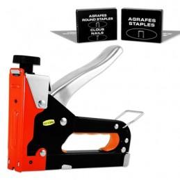 Engrapadora Manual De Trabajo Industrial Neiko 02650 RIG02650 NEIKO