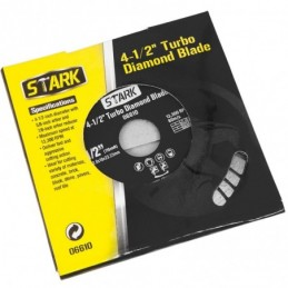 "Disco Concreto Guarnecido De Diamante 4 1/2"" Stark Tools 06610 STK06610 STARK"