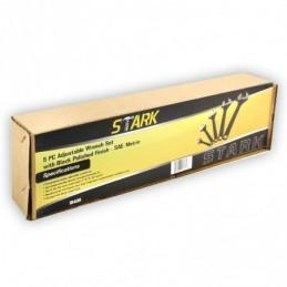 Llaves Pericas Ajustables 5 Piezas Stark Tools 18408 STK18408 STARK