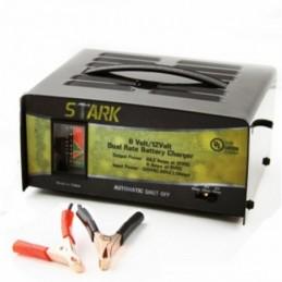 Cargador De Baterias 12 Volts Stark Tools 21522 STK21522 STARK
