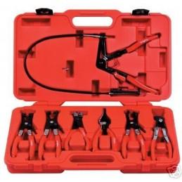 Pinzas Para Abrazadera Juego De 7 Piezas Stark Tools 26206 STK26206 STARK