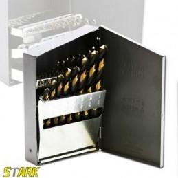 Broca Cobaltoalta Velocidad 21 Piezas Stark Tools 30002 STK30002 STARK