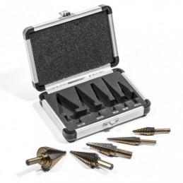 Broca Conica Alta Velocidad 5 Piezas Stark Tools 31011 STK31011 STARK
