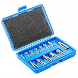 Puntas Hex. Intercambiables 13 Piezas Stark Tools 33501 STK33501 STARK