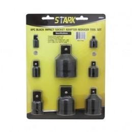 Dados De Impacto Adaptadores 8 Piezas Stark Tools 35024 STK35024 STARK