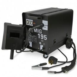 Soldadora De Microalambre 195 Amperes 220 Volts 60 Hz Stark Stk55016 STK55016 STARK