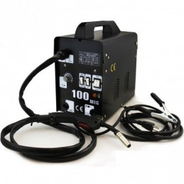 Soldadora De Microalambre 100 Amperes 115 Volts 60 Hz Stark Stk55020 STK55020 STARK
