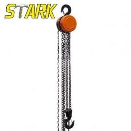 Polipastos 5 Toneladas Manual Stark Tools 58003 STK58003 STARK