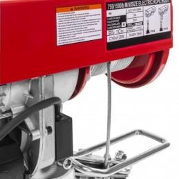 Winch Electrico 1500 Libras Stark Tools 58110 STK58110 STARK