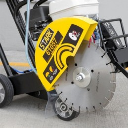 "Cortadora De Concreto 14"" Motor 5.5 Hp Stark Tools 61057 STK61057 STARK"