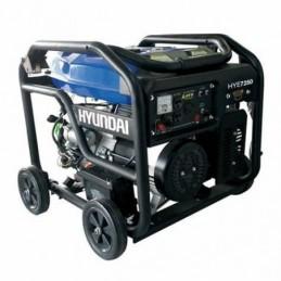 Generador a Gasolina 7,250 Watts Motor 15 Hp 110-220 Volts Hyundai HYE7250 HYU-HYE7250 HYUNDAI