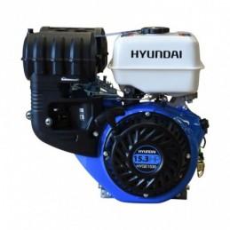 Motor A Gasolina 15.3 Hp Encendido Electrico Hyundai HYGE1530E HYU-HYGE1530E HYUNDAI