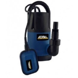 Bomba Sumergible Agua Sucia 1 Hp Adir 01501 ADIR01501 ADIR
