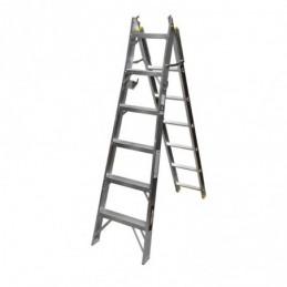 Escalera Convertible 11 Peldaños Adir 10533 ADIR10533 ADIR