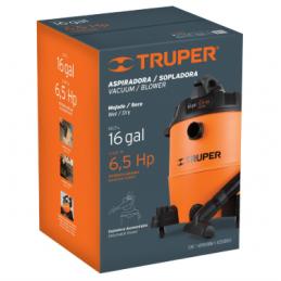 Aspiradora De 16 Galones Truper 11100 TRUP-11100 TRUPER