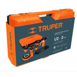 Tarraja Para Tubo 9 Piezas Truper 13071 TRUP-13071 TRUPER