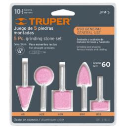 Piedras Para Montar 5 Piezas Truper 11680 TRUP-11680 TRUPER