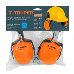 Orejera Ajustable Para Casco Truper 12356 TRUP-12356 TRUPER