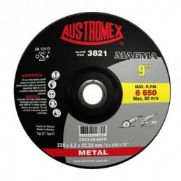 """Disco Desbaste 9"""" Austromex 3821 (Cubo) AUS3821 AUSTROMEX"""