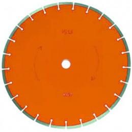 "Disco Diamante Para Concreto Universal 14X7/64X1"" Naranja (Chip Cut) Austromex Aus1514-1 AUS1514-1 AUSTROMEX"
