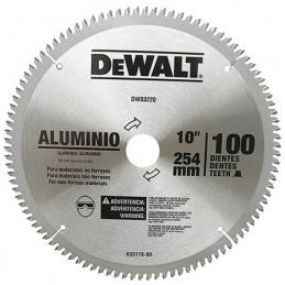 """Disco Sierra 10""""X100 Dientes Flecha 30Mm C Dewalt A03220 DWA03220 DEWALT ACCESORIOS"""