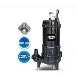 Bomba Trituradora Monofásica 220 V Para Uso Evans Vgd1Me150G VGD1ME150G EVANS