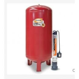 Equipo Hidroneumático Hydro-Mac (R) Con Bomba Sumergible 1 Hp Co Evans Vehss100-310Ve VEHSS100-310VE EVANS