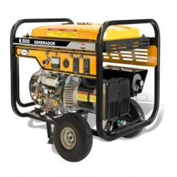 Generador 8.5Kw 13.5 Hp B&S Con Ruedas Evans Vg85Mg1350Bs VG85MG1350BS EVANS