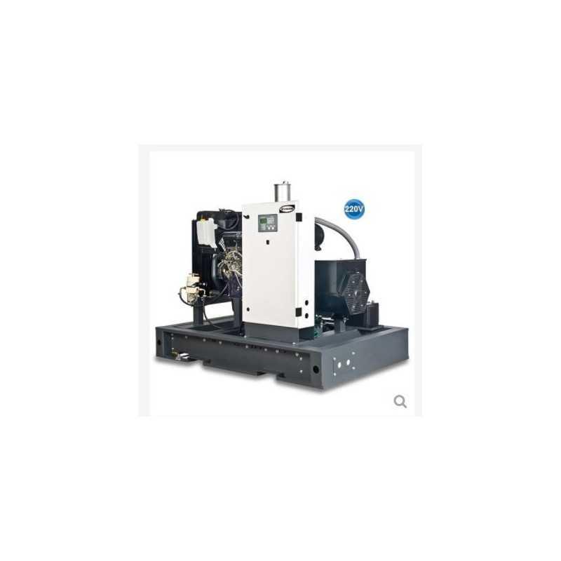 Generador Trifásico 160Kw Nominal / Abierto / Arranque Automatico Evans Vgta220Da220 VGTA220DA220 EVANS