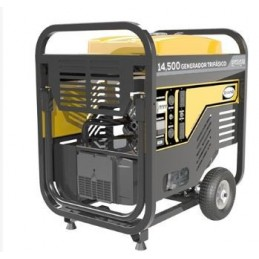 Generador Trifásico De 14.5 Kva Pico Con Motor Evans Vgt145Mg2300Bs VGT145MG2300BS EVANS