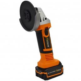 Esmeriladora Angular De 4-1/2 Pulgadas Con Bateria Recargable De 18 Volti Hoteche Hpp800110A HPP800110A HOTECHE