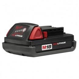Bateria De 18 Volts 1.4 Ah Milwaukee 48111815 AMIL48111815 MILWAUKEE ACCESORIOS